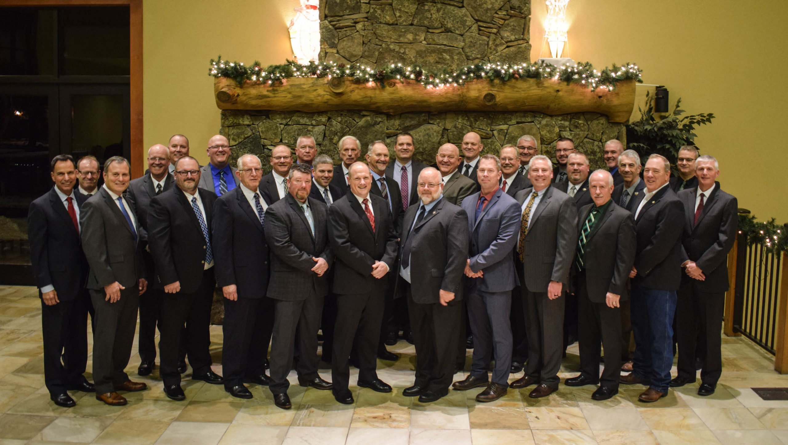 2019 Annual Conference Sheriffs Group Photo